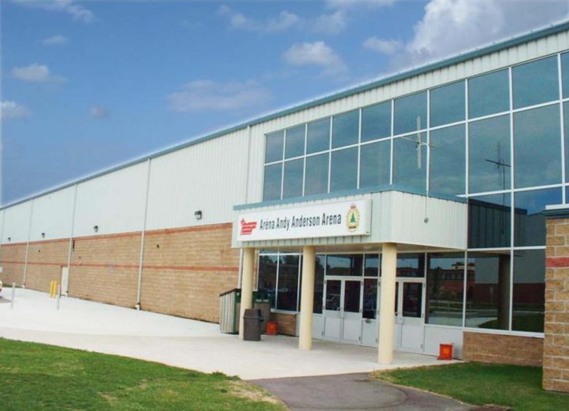 Andy Anderson Arena & Buell Aquatic Centre