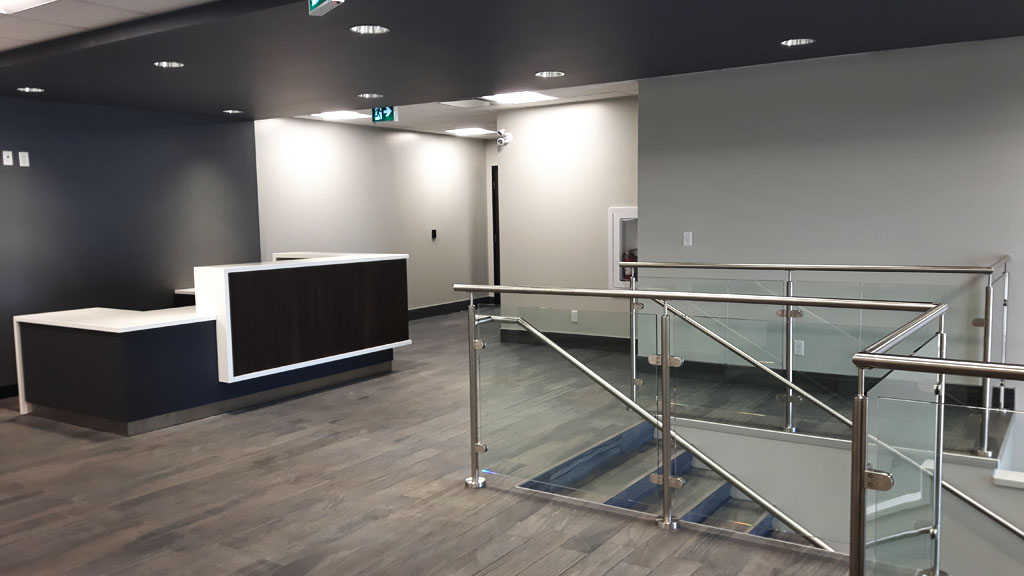 Grande Prairie Public School District Office Renovation